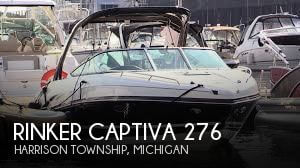 Used Boats For Sale in Saginaw, Michigan by owner | 2015 Rinker 28