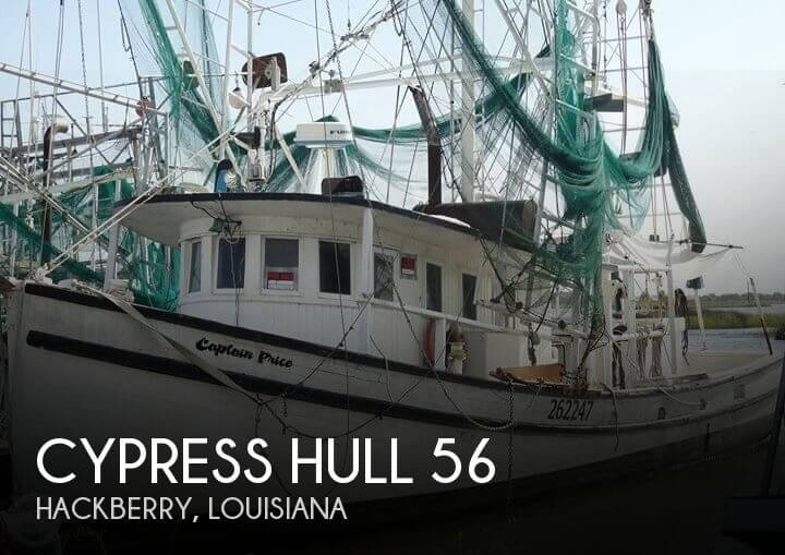 1951 Cypress Hull 44