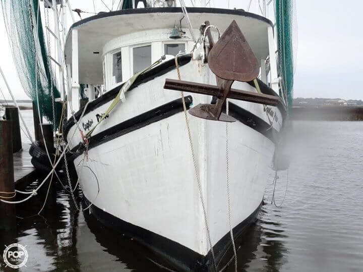 1951 Cypress Hull 44 - Photo #2