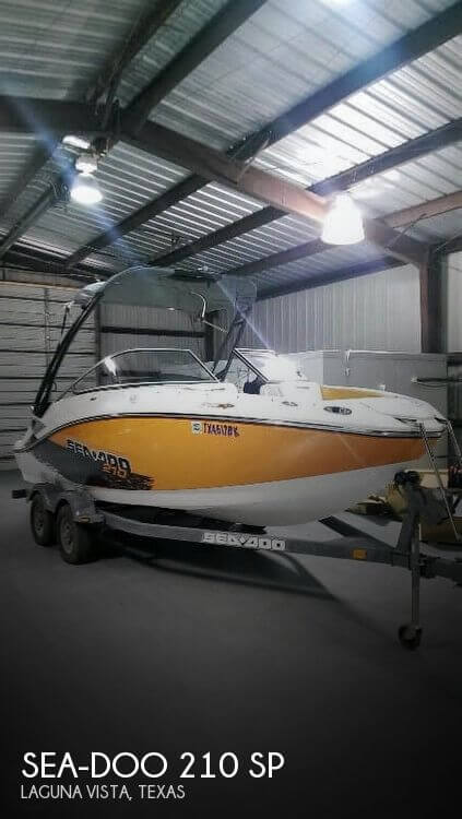 Used Boats For Sale in Brownsville, Texas by owner | 2011 Sea-Doo 21