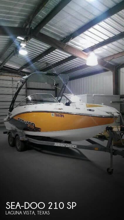 For Sale Used 2011 Sea Doo Pwc 210 Sp In Laguna Vista