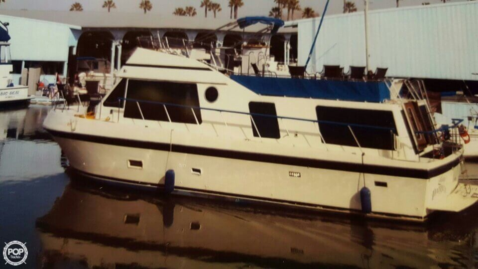 1978 Blue Water 40