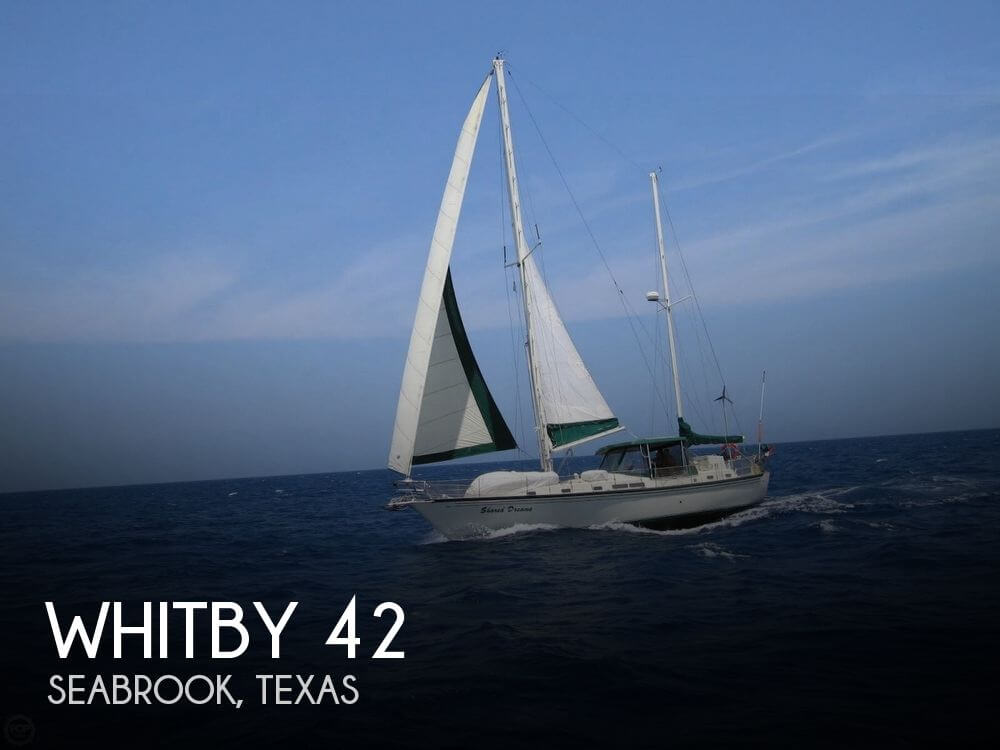 Used Sailboats For Sale in Texas by owner | 1982 Whitby Boat Works 42