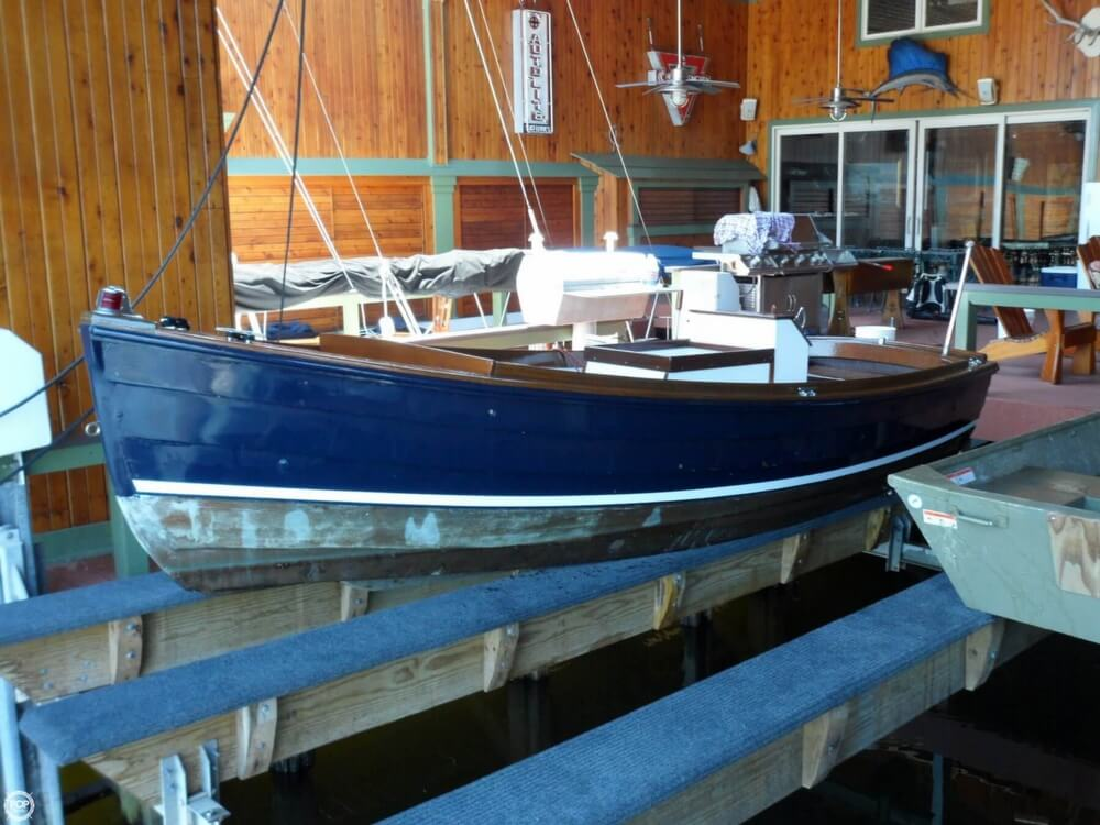 1950 Eastern boat for sale, model of the boat is 16 Runabout Tender & Image # 2 of 40
