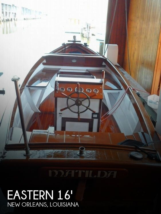 1950 Eastern boat for sale, model of the boat is 16 Runabout Tender & Image # 1 of 40