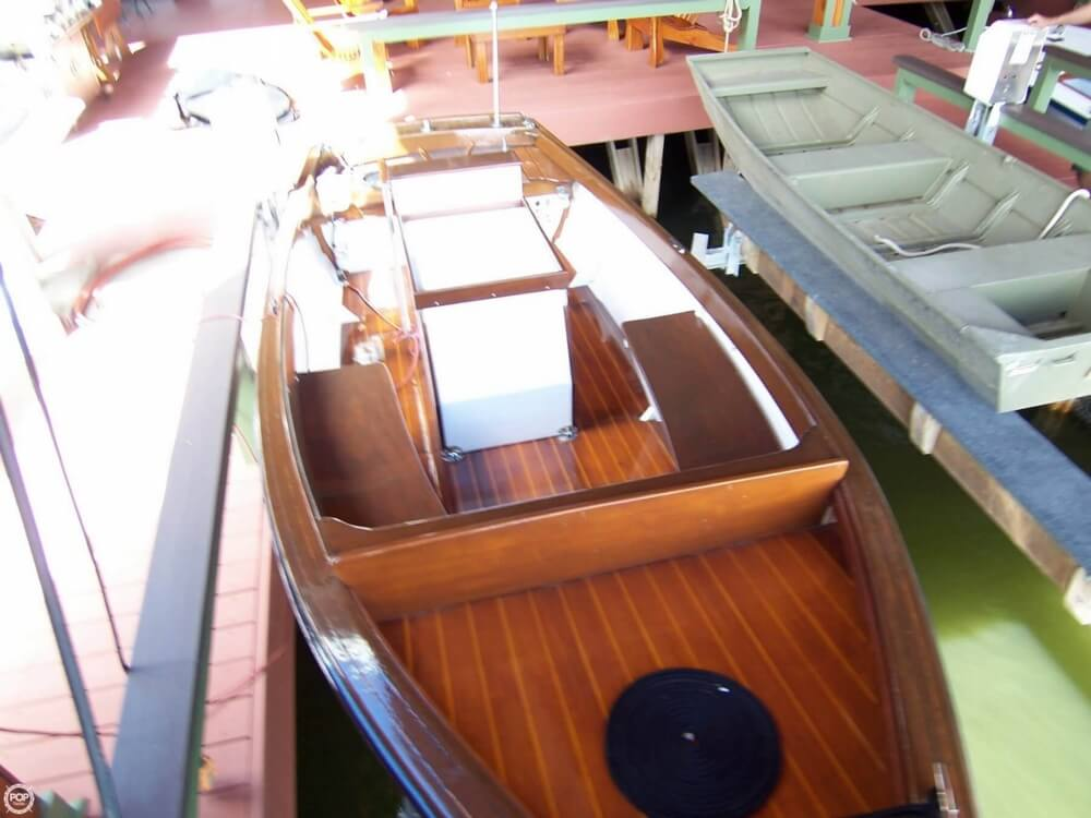 1950 Eastern boat for sale, model of the boat is 16 Runabout Tender & Image # 4 of 40