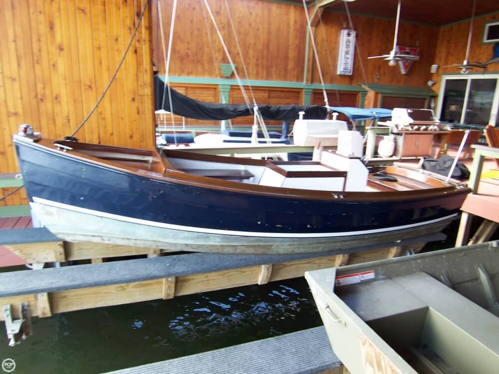 1950 Eastern boat for sale, model of the boat is 16 Runabout Tender & Image # 10 of 40