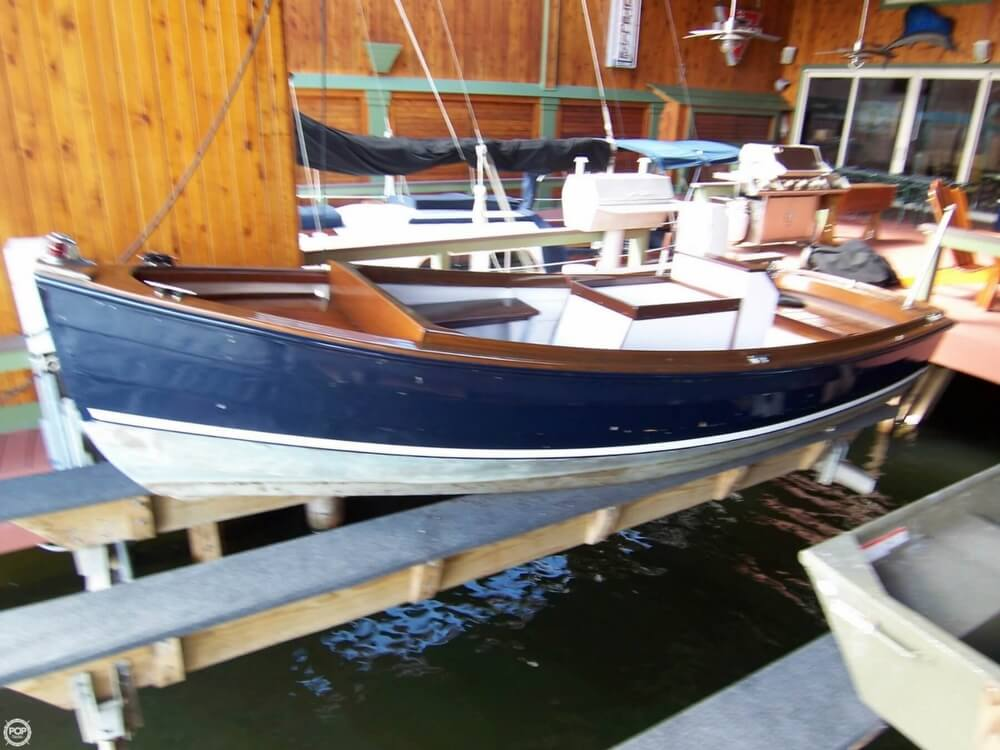1950 Eastern boat for sale, model of the boat is 16 Runabout Tender & Image # 11 of 40