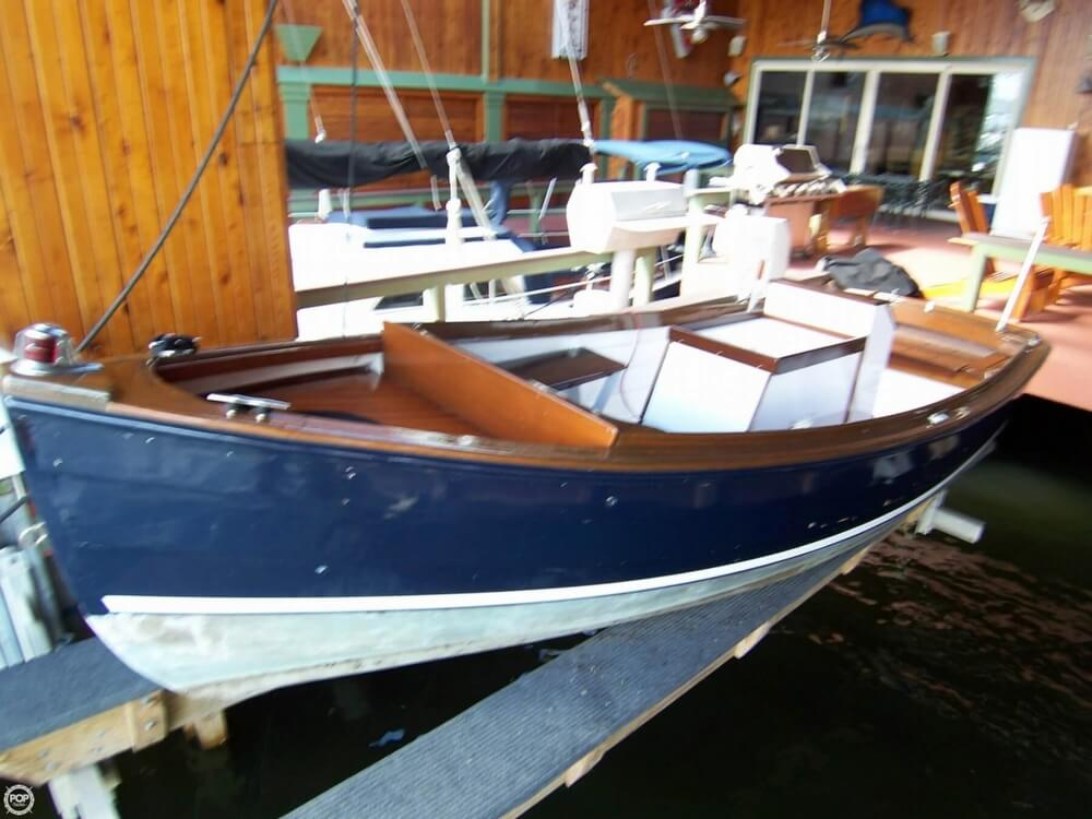1950 Eastern boat for sale, model of the boat is 16 Runabout Tender & Image # 12 of 40