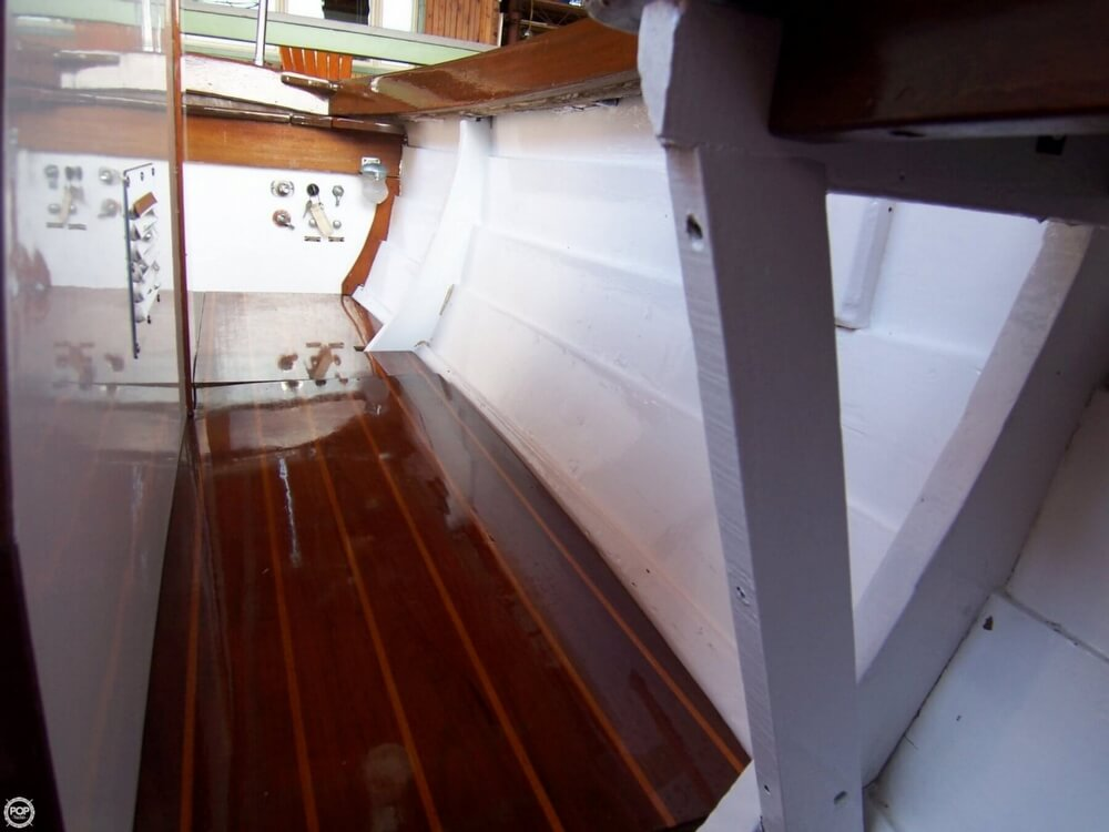 1950 Eastern boat for sale, model of the boat is 16 Runabout Tender & Image # 33 of 40