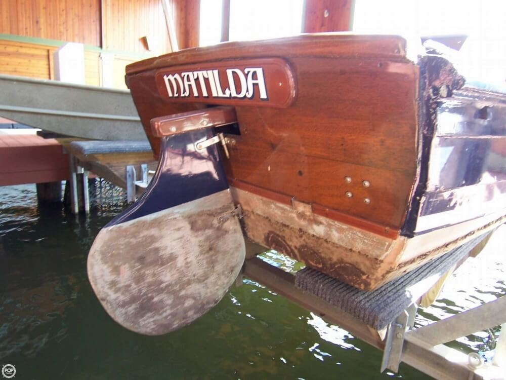 1950 Eastern boat for sale, model of the boat is 16 Runabout Tender & Image # 34 of 40