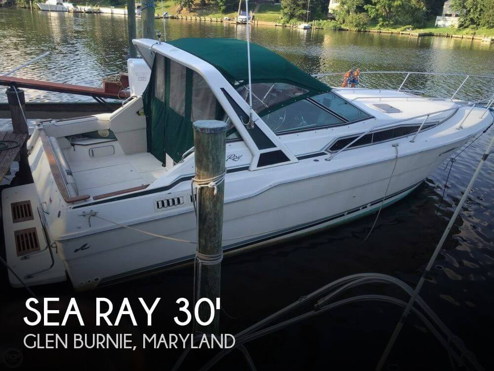 1988 Sea Ray 29 - Photo #1