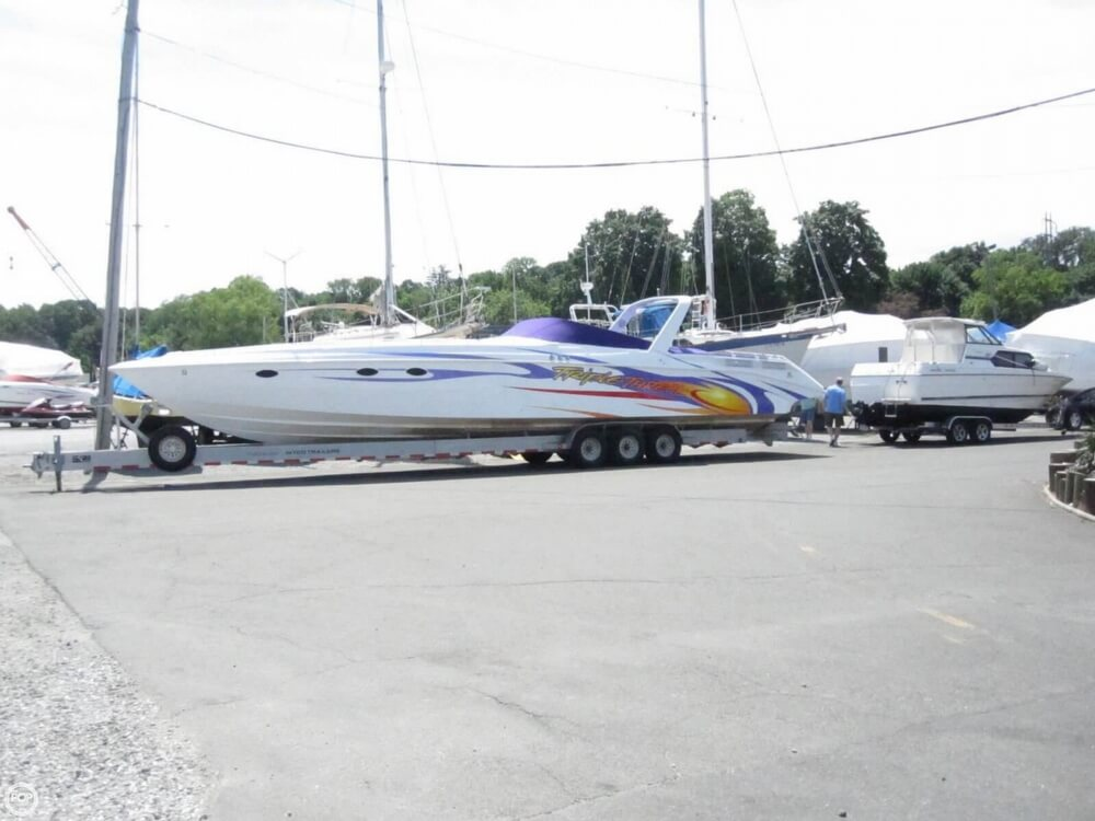 1988 Scarab boat for sale, model of the boat is Meteor 5000 & Image # 21 of 40