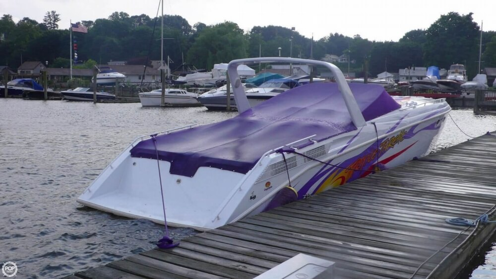 1988 Scarab boat for sale, model of the boat is Meteor 5000 & Image # 31 of 40