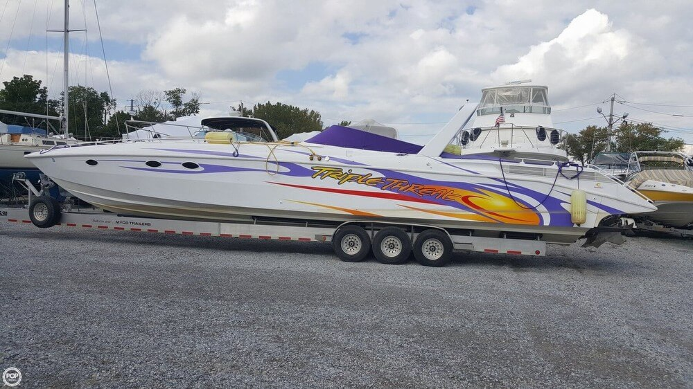 1988 Scarab boat for sale, model of the boat is Meteor 5000 & Image # 2 of 40