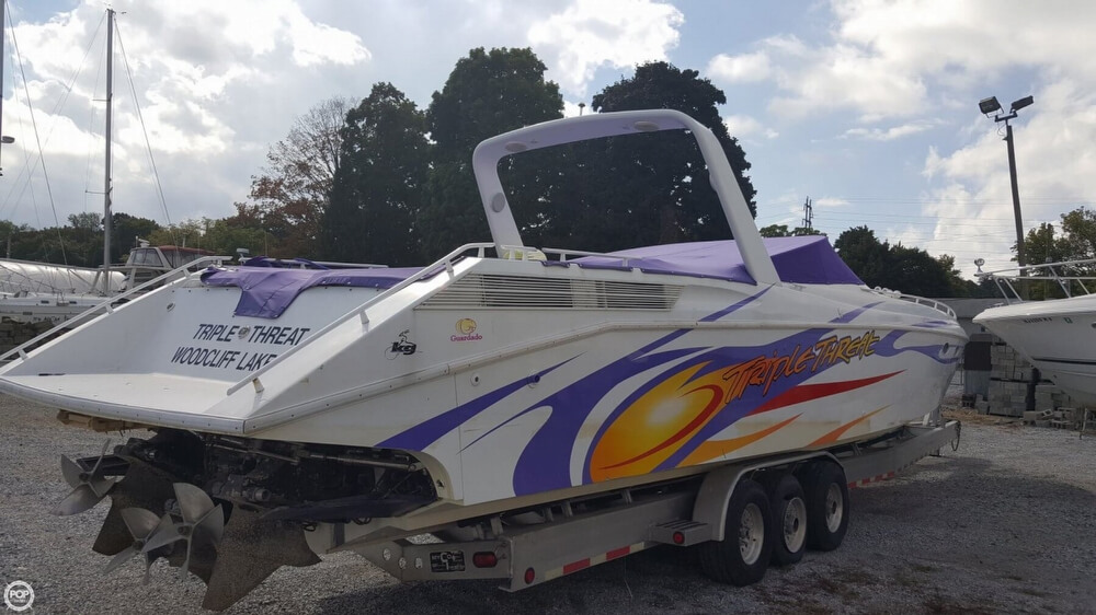 1988 Scarab boat for sale, model of the boat is Meteor 5000 & Image # 18 of 40