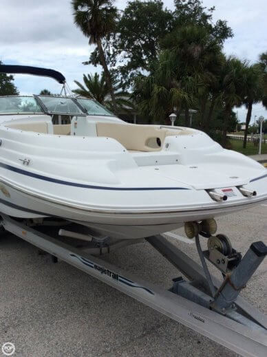 Chris-Craft Sport Deck 232, 22', for sale - $18,000
