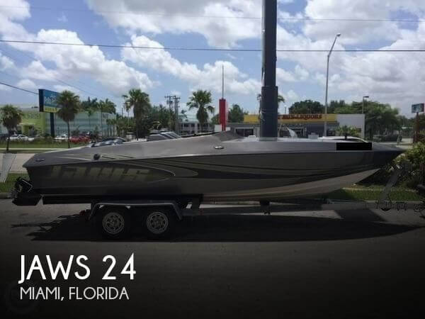For Sale Used 1996 Jaws 24 In Miami Florida Boats For