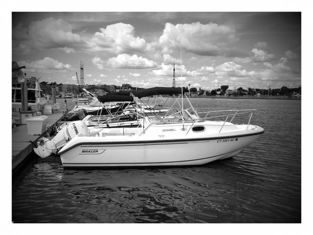 1999 Boston Whaler 21 - Photo #2
