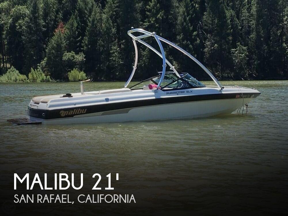Used MALIBU Boats For Sale in California by owner   2001 Malibu 21