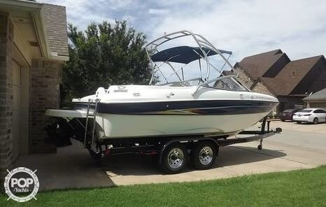 2005 Bayliner 21 - Photo #4