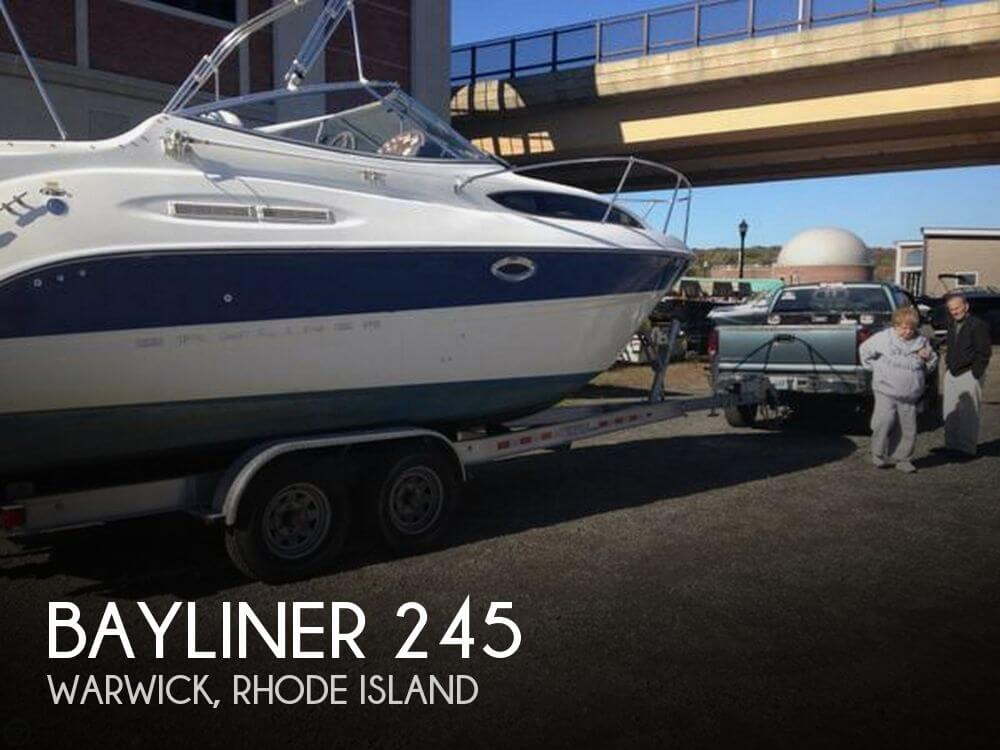 2005 Bayliner 24 - Photo #1