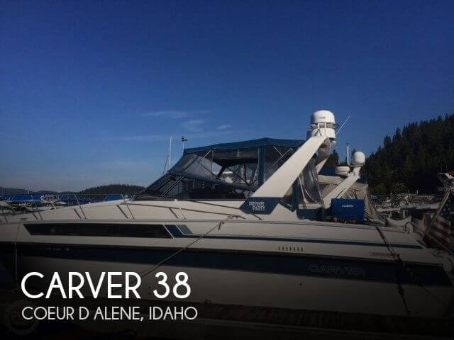 Used Carver 38 Boats For Sale by owner | 1990 Carver 38