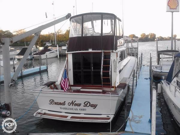 1981 viking 40 fishing boat for sale in lakeside oh for Fishing boats for sale in ohio