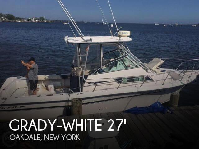 Used 1996 Grady-white 272 Sailfish For Sale