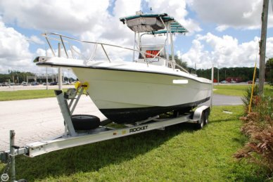 Celebrity FishHawk 2300, 23', for sale - $14,500