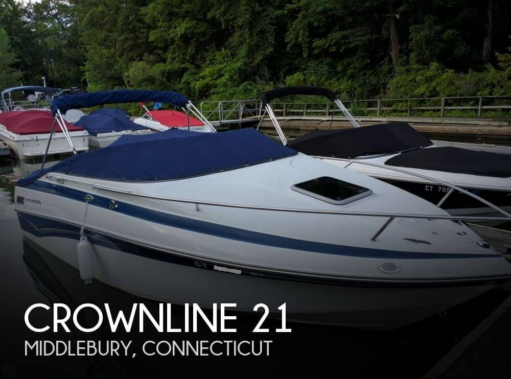 2003 CROWNLINE 21 for sale