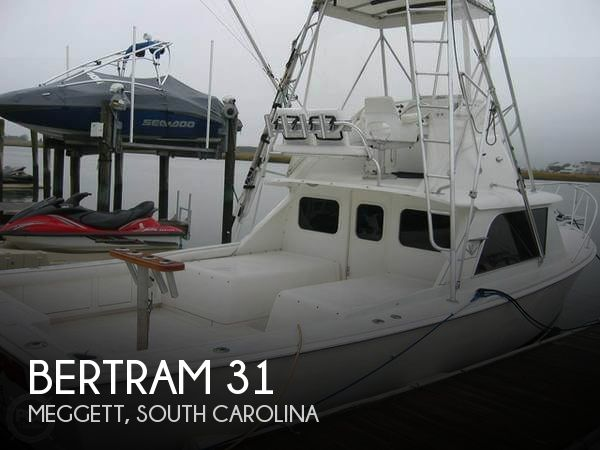 Used Boats For Sale in Charleston, South Carolina by owner | 1967 Bertram 31