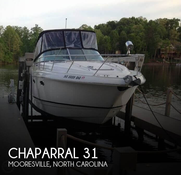 Used Boats For Sale in Hickory, North Carolina by owner | 2006 Chaparral 31