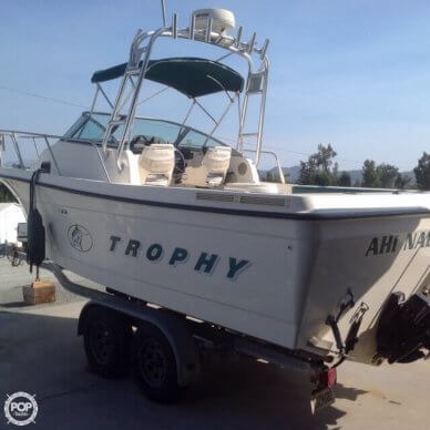 Trophy 2352 WA, 23', for sale - $22,500