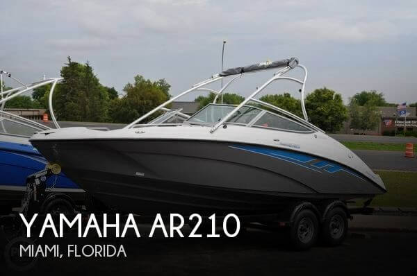Used Yamaha Boats For Sale in Florida by owner | 2015 Yamaha 21