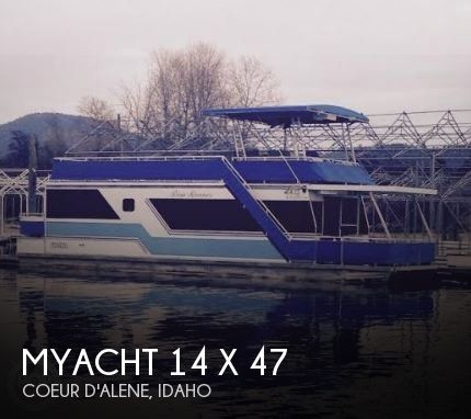Used Boats For Sale in Spokane, Washington by owner | 1994 Myacht 47