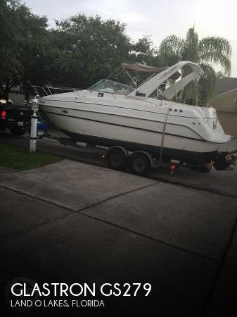2004 Glastron boat for sale, model of the boat is GS279 & Image # 1 of 41