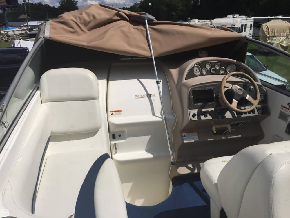2004 Glastron boat for sale, model of the boat is GS279 & Image # 30 of 41