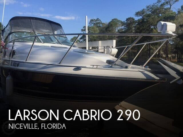 Used Boats For Sale in Pensacola, Florida by owner   2007 Larson 27