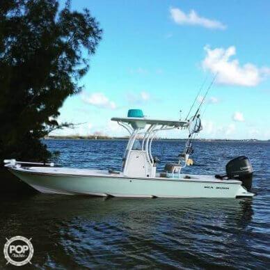 Sea Born FX-24, 23', for sale - $77,780