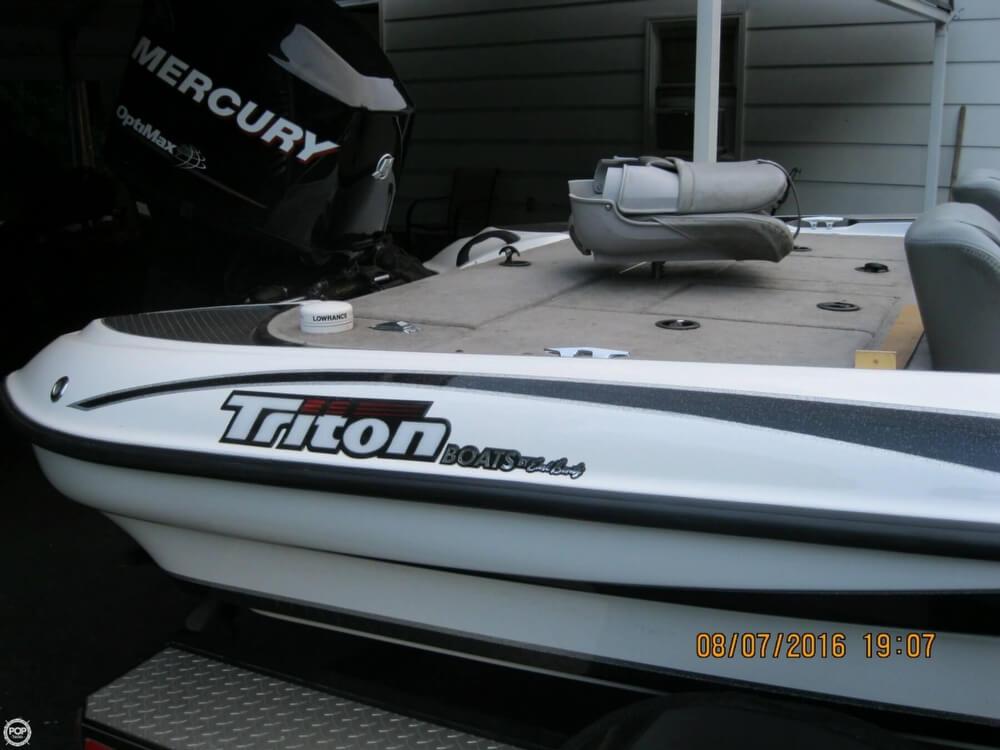 2009 Triton 18 - Photo #15