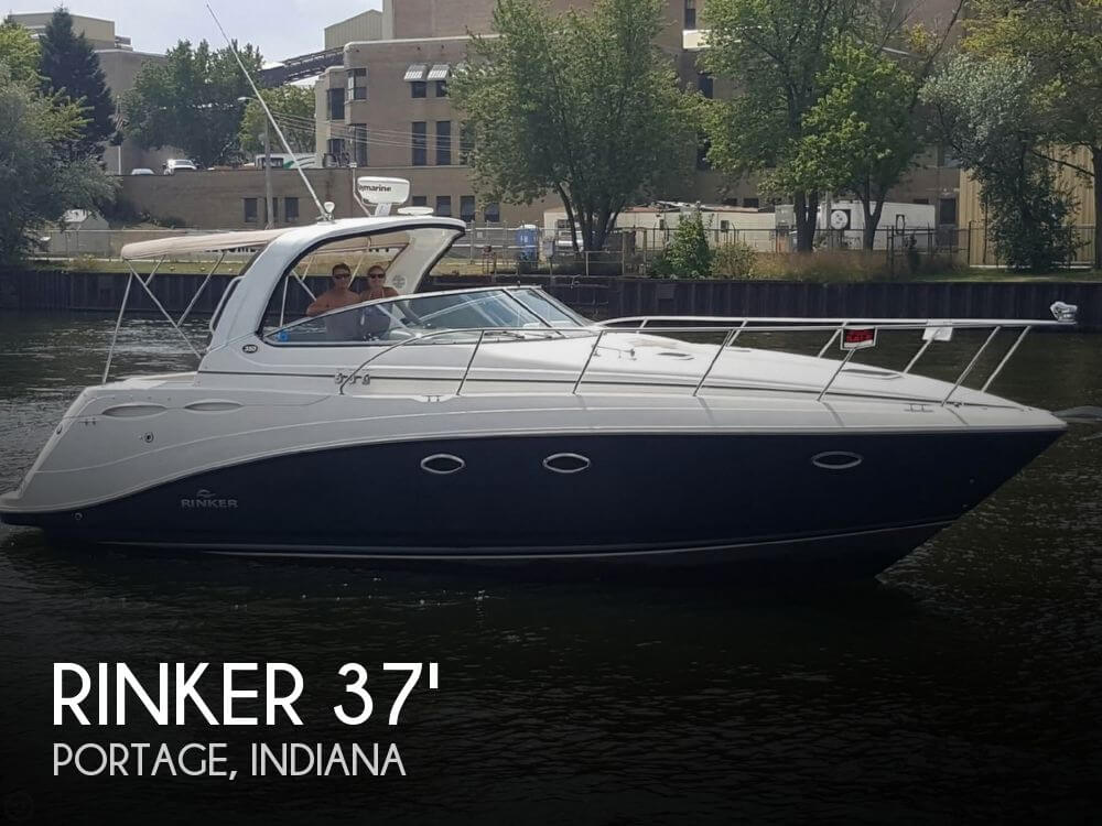 Used Boats For Sale in Indiana by owner | 2008 Rinker 350 Express Cruiser