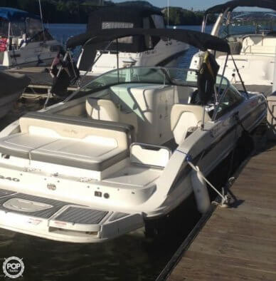 Sea Ray 240 Sundeck, 240, for sale - $35,000