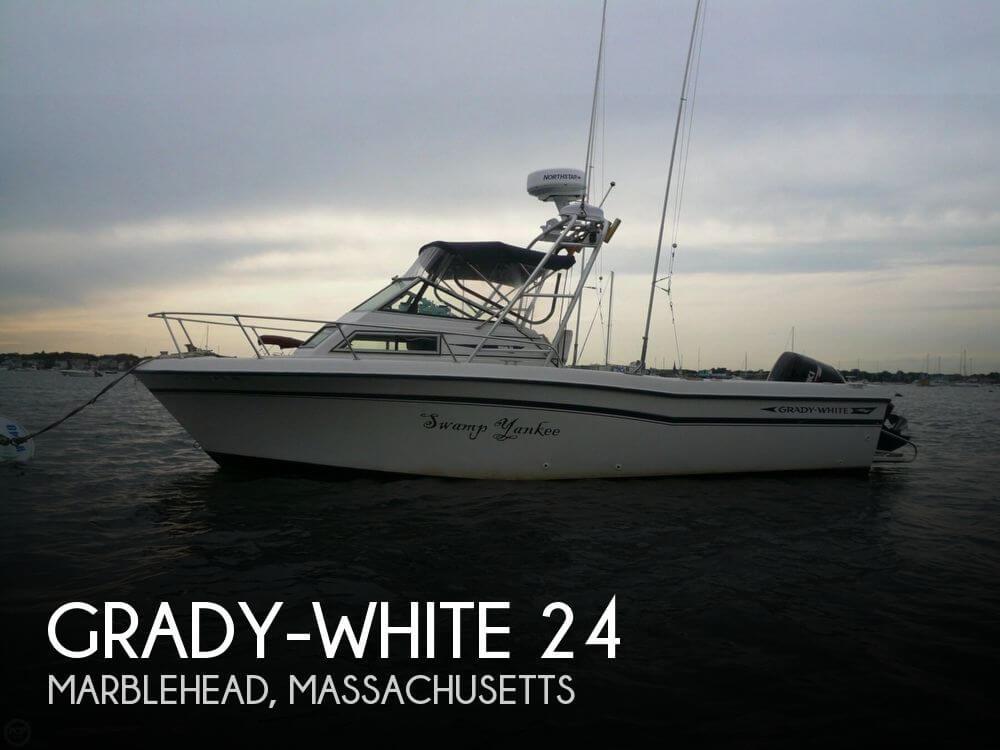 1984 Grady-White 24 - Photo #1