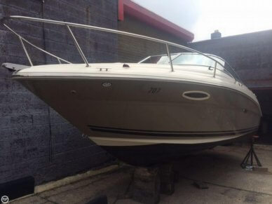 Sea Ray 225 Weekender, 24', for sale - $26,500