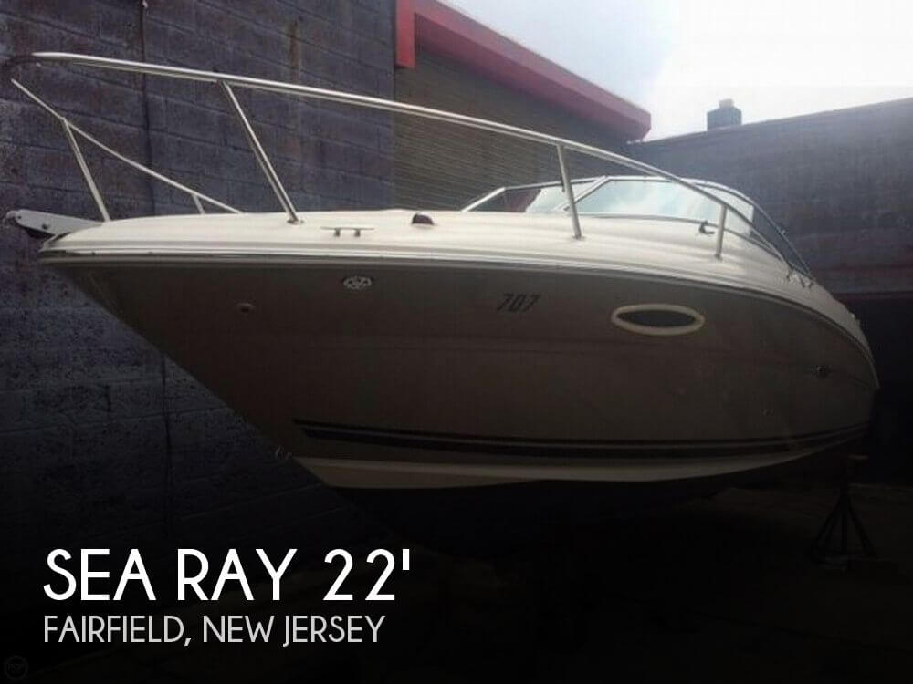 2007 Sea Ray 24 - Photo #1