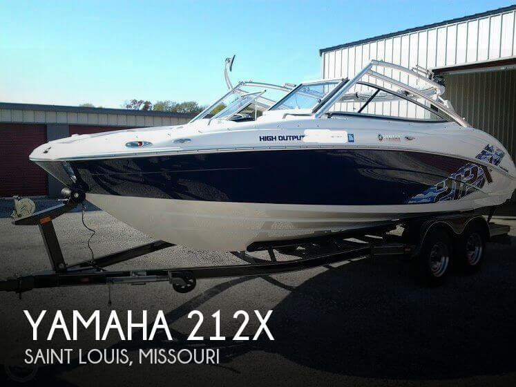 yamaha 212x for sale in saint louis mo for 32 200 pop