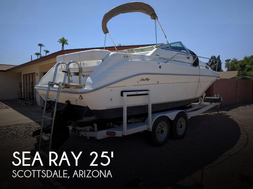 1996 Sea Ray 25 - Photo #1