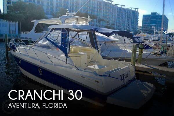 Used CRANCHI Boats For Sale by owner | 2008 Cranchi 30