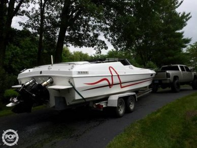 Sleekcraft Enforcer TUNNEL HULL 28, 28', for sale - $19,000